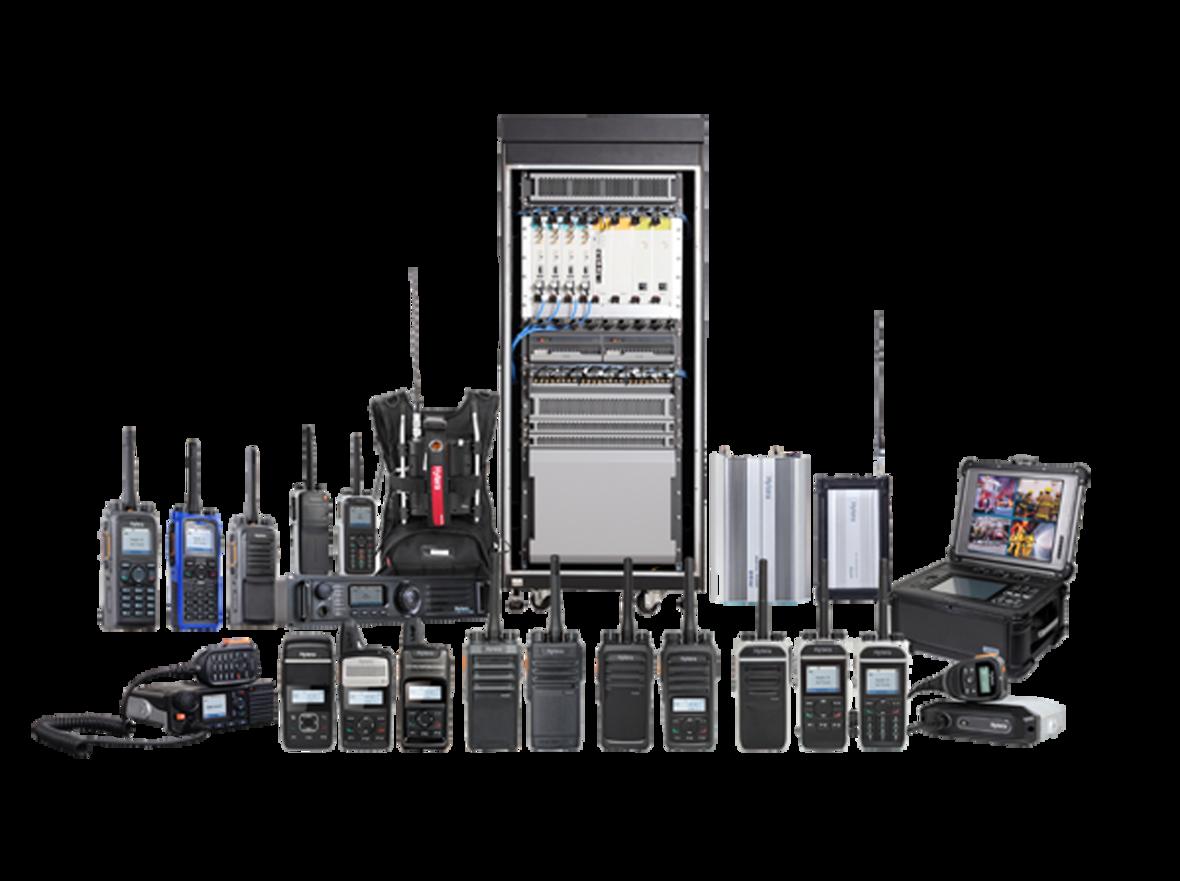 DMR equipment